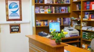 Medicina Könyvesbolt Pécs