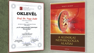 Az Év Legkiemelkedőbb Nephrologiai Monográfiája