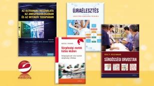 Négy új könyv a MAITT Kongresszusra