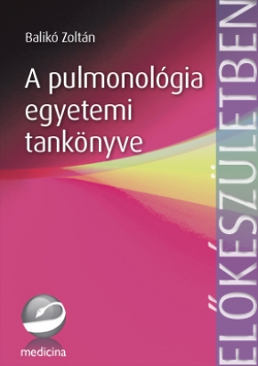 A pulmonológia egyetemi tankönyve 1975