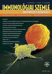 Immunológiai Szemle 2014/3-4.