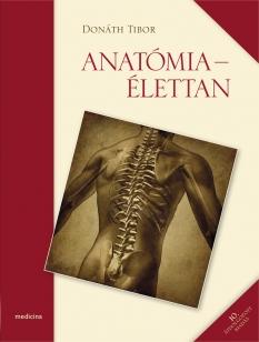 Anatómia - Élettan 10. kiadás