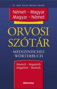 Német - magyar, magyar - német orvosi szótár